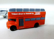 SC225 | Sky Classics Airport Vehicles 1:200 | Routemaster Bus BEA 'Trident direct to Helsinki' (red)