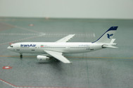 PH11017 | Phoenix 1:400 | Airbus A300-600 Iran Air EP-IBB