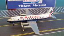 ACGAPEY   Aero Classics 1:400   Viscount 800 BAF G-APEY 'British'