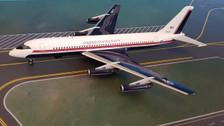 AV28800315   Aviation 200 1:200   Convair UC-880 (CV-880M 22M-21) United States Navy 161572
