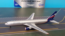GJAFL452 Gemini Jets 1:400 Boeing 767-300 Aeroflot new colours