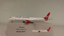 GJVIR1444 | Gemini Jets 1:400 | Boeing 787-9 Virgin Atlantic G-VNEW