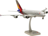 HG0168GR | Hogan Wings 1:200 | Airbus A380-800 Asiana Airlines HL7625