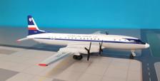 SC248 | Sky Classics 1:200 | Ilyushin IL-18 LOT Polskie Linie Lotnicze SP-LSE (old scheme)