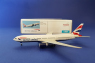 524698-001   Herpa Wings 1:500   Boeing 787-8 British Airways G-ZBJF
