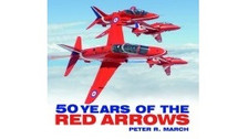 BK014 | The History Press Books | 50 Years of the Red Arrows - Peter R. March