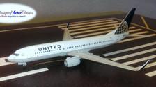 ACN73251 | Aero Classics 1:400 | Boeing 737-800 United N73251