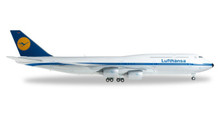 557221 | Herpa Wings 1:200 | Lufthansa Boeing 747-8 Intercontinental 'Retro' | is due: TBC
