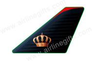 PIN158 | Lapel Pins | Tail Pin - Royal Jordanian