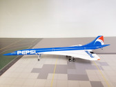 JFI-CONC-001 | Hogan Die-cast 1:200 | Concorde Air France F-BTSD, 'PEPSI'