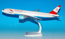 610537   Herpa Snap-Fit (Wooster) 1:200   Boeing 777-200 Austrian Airlines OE-LPE