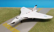 SC288   Sky Classics 1:200   Avro Vulcan RAF XL321, 'Anti-flash White'