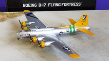 HG5958 | Hogan Die-cast 1:200 | B-17G Flying Fortress US Army Air Corps 297400 E, 'Fuddy Duddy'