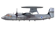 HA4805 | Hobby Master Military 1:72 | E-2C Hawkeye Israeli Defence Force 942