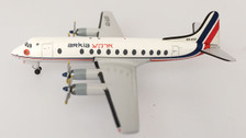 AC4XAVF2 | Aero Classics 1:400 | Viscount 800 Arkia 4X-AVF