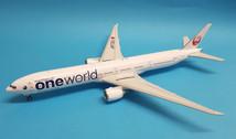 JFI-777-3-003 | JFox Models 1:200 | Boeing 777-300 JAL JA732J, 'oneworld' (with stand)