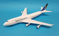 IF743AN001 | InFlight200 1:200 | Boeing 747-300 Ansett Australia VH-INK (with stand)