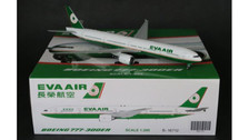 XX2782 | JC Wings 1:200 | Boeing 777-300ER EVA Air B-16707 (with stand)