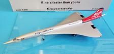 JFI-CONC-005   Hogan Die-cast 1:200   Concorde Virgin Atlantic G-FAST (old colours)