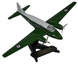 OX72DV002 | Oxford Die-cast 1:72 | DH Sea Devon, Royal Navy, 781 Sqn., Admiral's Barge | is due: TBC