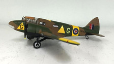 OX72AO001 | Oxford Die-cast 1:72 | Airspeed Oxford, RAF, MP425/G-AITB, RAF Museum Hendon