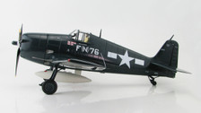 HA0304 | Hobby Master Military 1:32 | F6F-5N Hellcat USMC FN76 BuNo. 78669, VMF(N)-542, Maj. Bruce Porter, Yontan Airfield, Okinawa, May 1945 | is due: November 2015