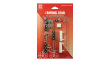 HG5316R | Hogan Wings 1:200 | Accessories - Replacement Landing Gear - Airbus A380 Wheels (rubber tyres)