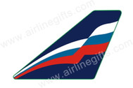 PIN035 | Lapel Pins | Tail Pin - Aeroflot