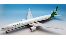 IF777EVNC300 | InFlight200 1:200 | Boeing 777-300ER EVA Air B-16725 (with stand)