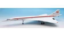 IFCONC1115 | InFlight200 1:200 | Concorde TWA N001TW (with stand)