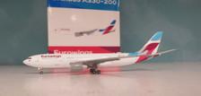 PH11200   Phoenix 1:400   Airbus A330-200 Eurowings D-AXGA