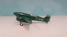 72COM003 | Oxford Die-cast 1:72 | DH.88 Comet 'Green' G-ACSR, 'London-Melborne Air Race' 1934