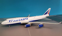 IF744UN003 | InFlight200 1:200 | Boeing 747-400 Transaero VP-BVR