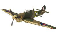 AA27604 | Corgi 1:72 | Hawker Hurricane Mk.I, V7795 Plt. Off W Vale, RAF No.80 Squadron, Maleme