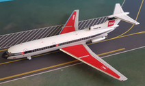 SC305 | Sky Classics 1:200 | HS121 Trident 2 BEA G-AVFB 'Red Square'