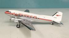 WMCFTDJ | Western Models 1:200 | Douglas DC-3 Trans-Canada Air Lines CF-TDJ