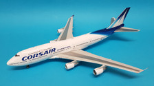 IF74740416 | InFlight200 1:200 | Boeing 747-400 Corsair F-HSEA (with stand)