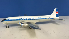 CA4L | Western Models UK 1:200 | Douglas DC-6B Loftleidir TF-LLB | available on request