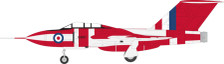 AV7254002 | Aviation 72 | Gloster Javelin FAW 9 XH897, Preserved at Duxford