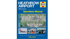 9780857338433 | Haynes Publishing Books | Heathrow Airport - Operations Manual (2015 edition)