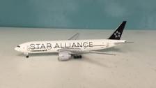 A5N78021   Aero 500 1:500   Boeing 777-200 Continental N78021 (Star Alliance)