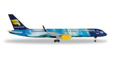 529129 | Herpa Wings 1:500 | Boeing 757-200 Icelandair TF-FIU, 'Hekla Aurora'