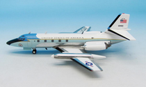 IF1401115 | InFlight200 1:200 | VC-140B JetStar United States of America 61-2492 (polished, with stand), NEW TOOLING