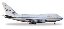528498   Herpa Wings 1:500   Boeing 747SP NASA /DLR  'Sofia'  N747NA   is due: TBC
