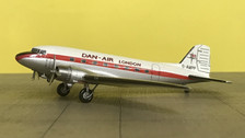 SC313 | Sky Classics 1:200 | DC-3 Dan Air London G-AMPP | available on request
