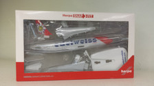 610940 | Herpa Snap-Fit (Wooster) 1:200 | Airbus A320 Edelweiss HB-IJU