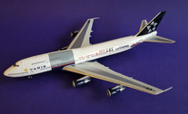 IF7431216 | InFlight200 1:200 | Boeing 747-300 Varig PP-VNI, 'Star Alliance' (with stand)