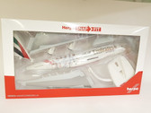 611077 | Herpa Snap-Fit (Wooster) 1:250 | Airbus A380 Emirates A6-EOA, 'Real Madrid'
