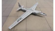 SF389   SkyFame Models 1:200   U-2F USAF 56-6680, 4080th SRW, Elint/Sigint, Bien-Hoa, South Vietnam 1964   is due: June / July 2016