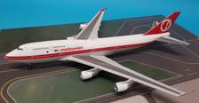 LH2009 | JC Wings 1:200 | Boeing 747-400 Malaysian 9M-MPP, 'Retro'